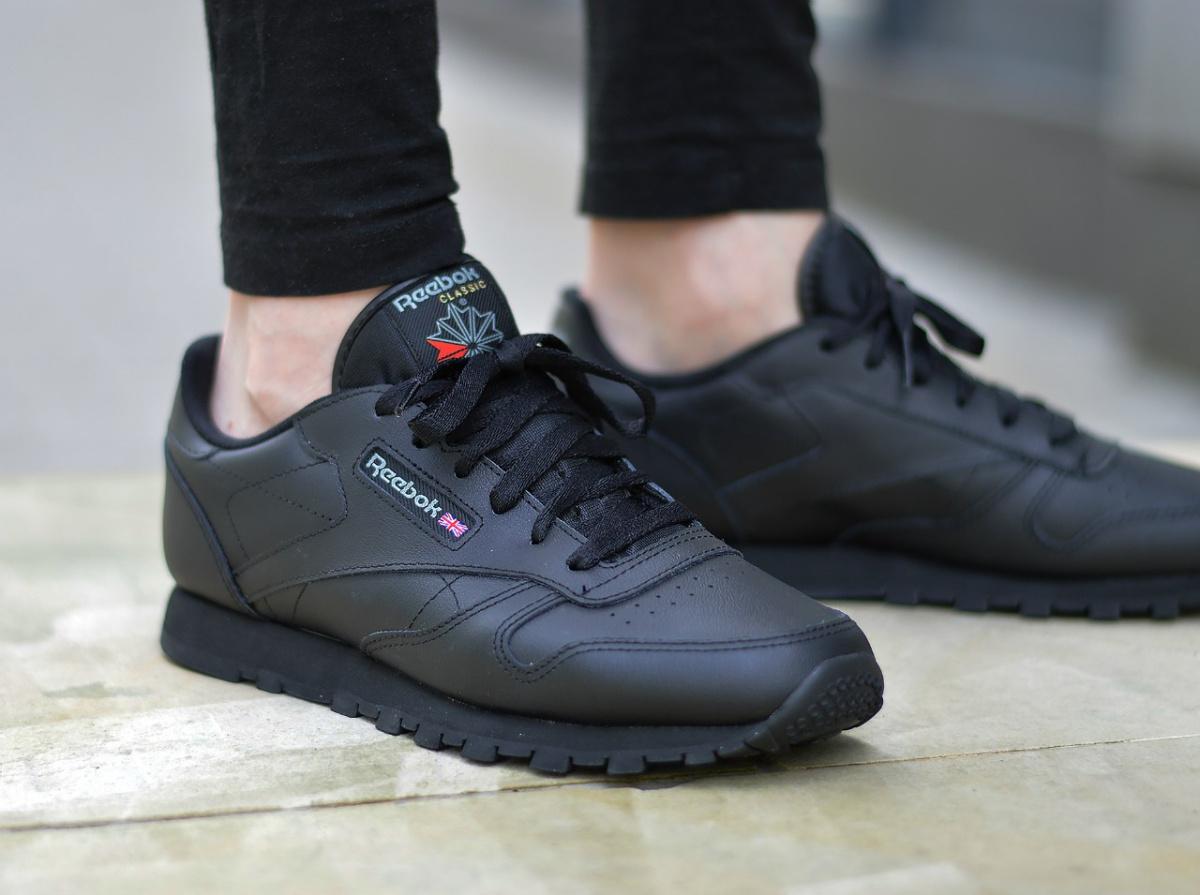 Details zu Reebok Classic Leather 50149 JuniorWomen's Sneakers